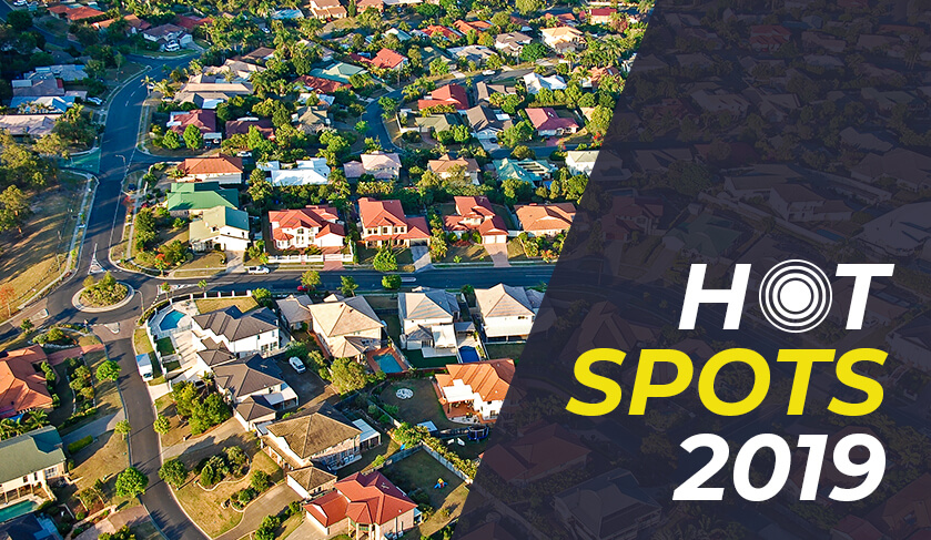 property investment hotspots 2019