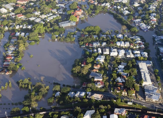 Natural disasters and property investment