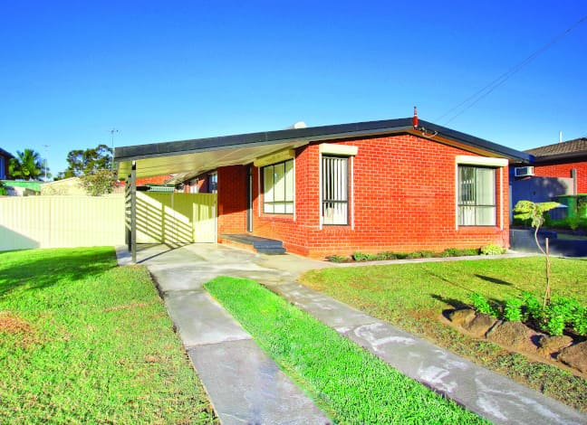 South-west Sydney property investment