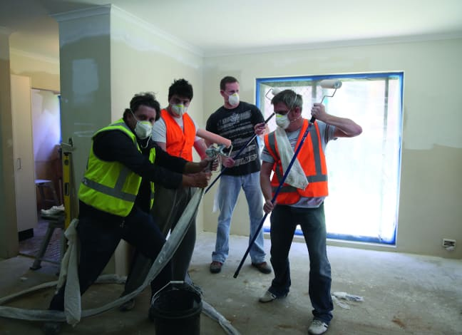 Mount Druitt DIY renovation