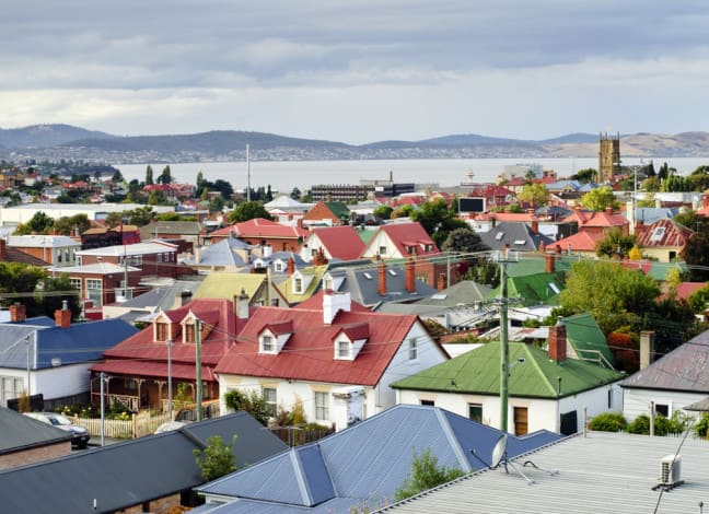 Tasmania investment suburbs