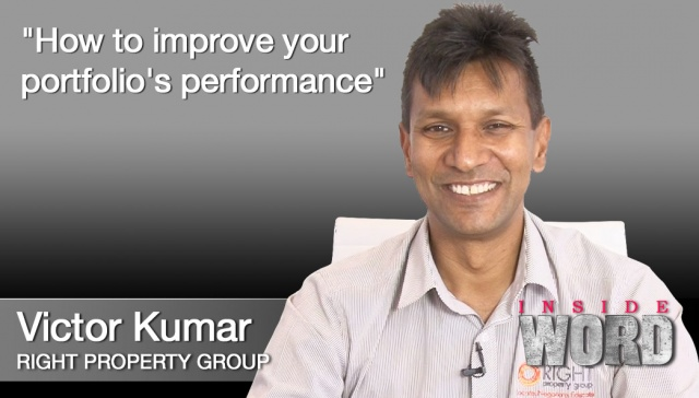 10 December 2012 - Victor Kumar,<p><strong>Victor Kumar, director Right Property Group </strong>: How to improve your portfolio's performance</p>