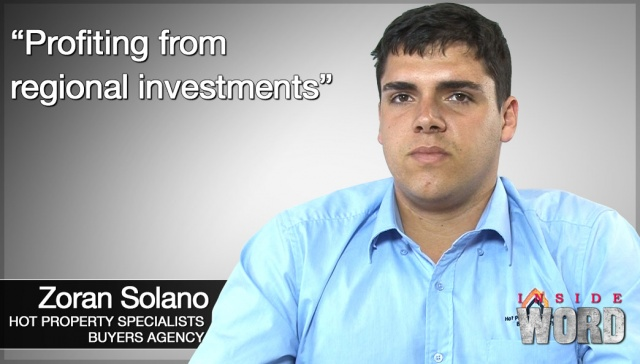 Profiting from regional investments,<p><strong>Zoran Solano, Profiting from regional investments</strong></p>