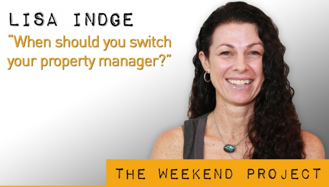 1 March 2013 - Lisa Indge,<p><strong>Lisa Indge, Let's Rent: When should you switch your property manager?</strong></p>
