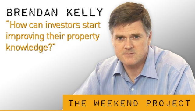 22 February 2013 - Brendan Kelly,<p><strong>Brendan Kelly, Results Mentoring: How can investors start improving their property knowledge?<br /></strong></p>