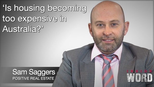 Is housing becoming too expensive in Australia?,<p><strong>Sam Saggers,&nbsp;<strong>Is housing becoming too expensive in Australia?</strong></strong></p>