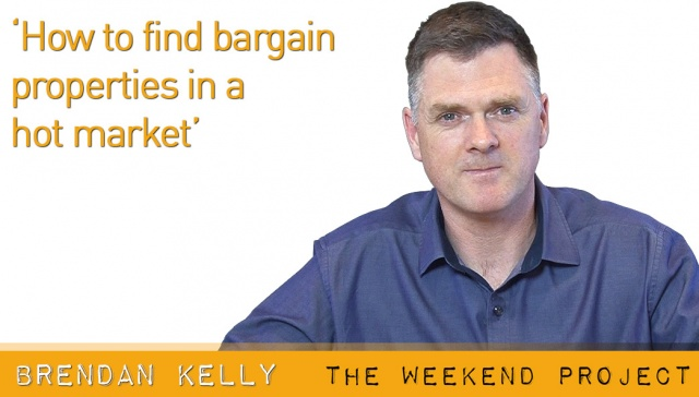 How to find bargain properties in a hot market,<p><strong>Brendan Kelly, Director, RESULTS Mentoring</strong></p> <p><span style=