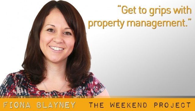 Get to grips with property management,<p><strong>Fiona Blayney, Blayney Potential Plus: Get to grips with property management&nbsp;
