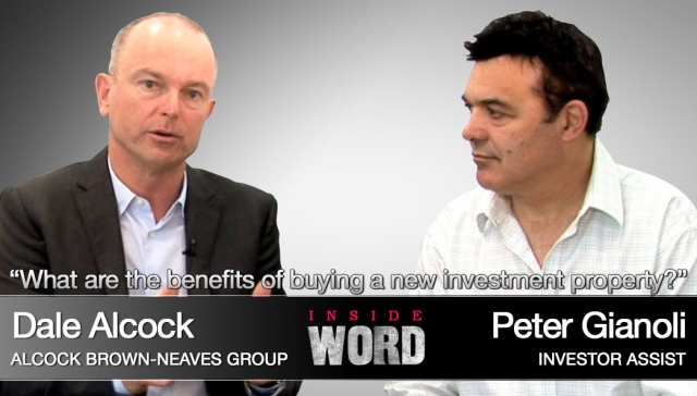 What are the benefits of buying a new investment property?,<p><strong>Dale Alcock, Alcock Brown-neaves group and Peter Gianoli, Investor Assist: What are the benefits of buying a new investment property?