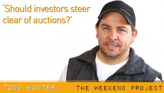 Should investors steer clear of auctions?,<p><strong>Todd Hunter,CEO, wHeregroup</strong></p> <p>Auctions usually take place in a heated property market, so if you want to bag a bargain, you may need to stay away.</p>