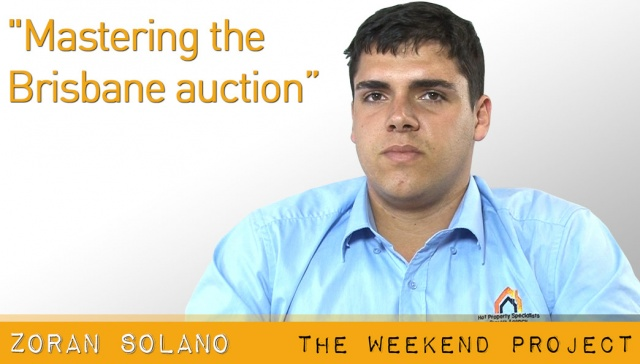 Mastering the Brisbane auction,<p><strong>Zoran Solano, Mastering the Brisbane auction</strong></p>