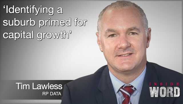 Identifying a suburb primed for capital growth,<p><strong>Tim Lawless, Identifying a suburb primed for capital growth</strong></p>