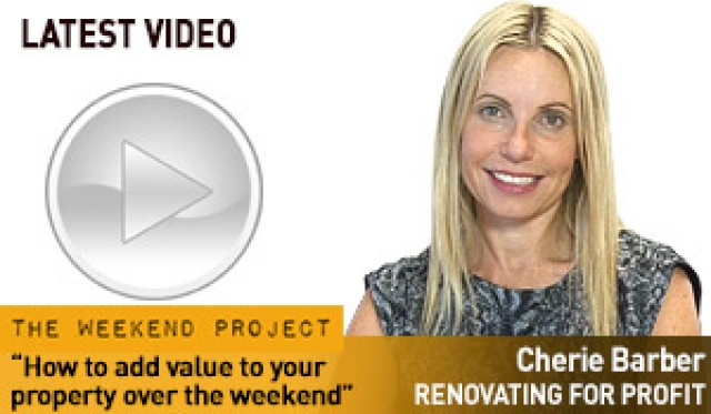 Budgeting for your cosmetic renovation,<p><strong>Cherie Barber, Founder, Renovating for Profit</strong></p><p><span style=
