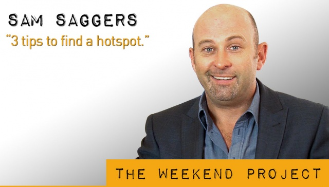 26 April 2013 - Sam Saggers,<p><strong>Sam Saggers, CEO, Positive Real Estate: 3 tips to find a hotspot<br /></strong></p>