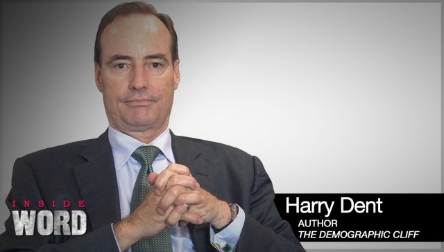Special Interview Part 1: Harry Dent,<p><strong>Harry Dent,&nbsp;<strong>Special Interview Part 1</strong></strong></p>