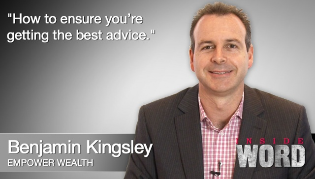 14 January 2013 - Ben <a href=https://www.smartpropertyinvestment.com.au/data/wa/6026/kingsley>Kingsley</a>,<p><strong>Ben Kingsley, CEO &amp; founder, <strong>Empower Wealth</strong></strong>: How to ensure you're getting the best advice</p>