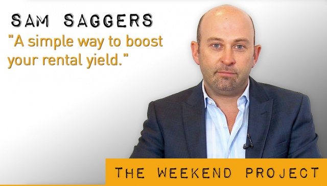 18 January 2013 - Sam Saggers,<p><strong>Sam Saggers, CEO, Positive Real Estate</strong> : <strong>A simple way to boost your rental yield</strong></p>