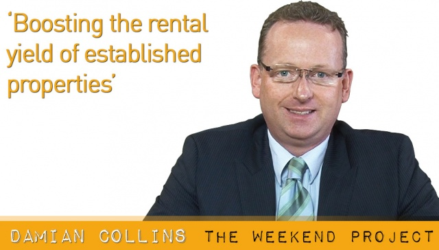 Boosting the rental yield of established properties,<p><strong>Damian Collins, Momentum Wealth</strong></p><p>There are a few small projects you can do to instantly increase your rental returns. Damian Collins from Momentum Wealth explains your options.</p>