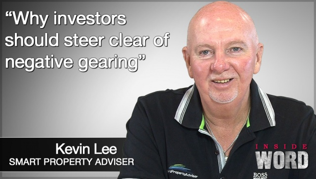 Why investors should steer clear of negative gearing,<p><strong>Kevin Lee, Smart Property Adviser: Why investors should steer clear of negative gearing</strong></p>