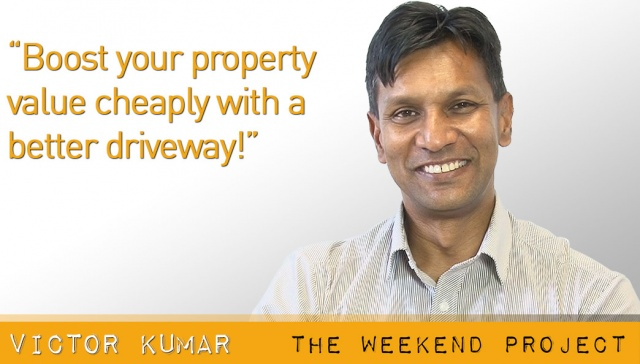 Boost your property value cheaply with a better driveway! -- Victor Kumar,<p><strong>Victor Kumar: Boost your property value cheaply with a better driveway!<br /></strong></p>