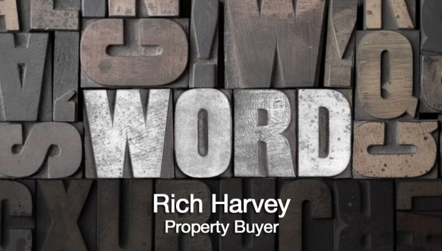 9 January 2012 - Rich Harvey,<p><strong>Rich Harvey, Property Buyer</strong>: What type of properties will deliver the best returns in 2012<em></em></p>