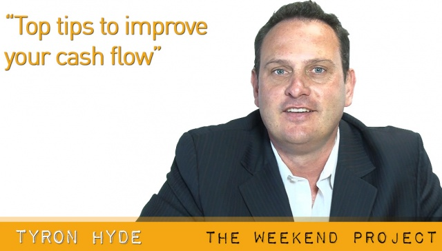 Top tips to improve your cash flow,<p><strong>Tyron Hyde, Washington Brown</strong></p> <p>There are a few simple things property investors can do to instantly improve their cash flow.</p>