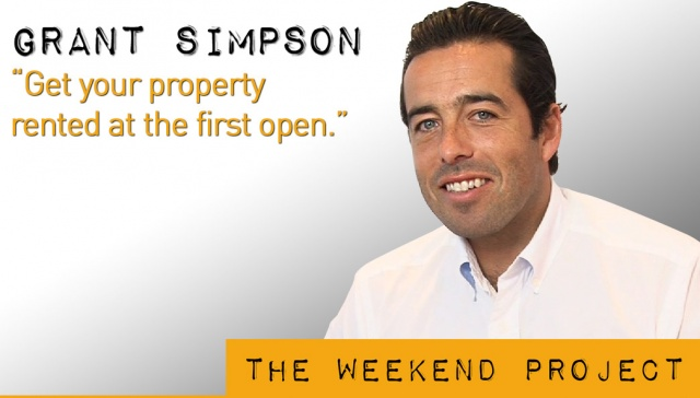 22 March 2013 - Grant Simpson,<p><strong>Grant Simpson, Key Asset Management : Get your property rented at the first open<br /></strong></p>