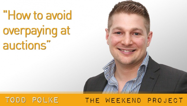 How to avoid overpaying at auctions,<p><strong>Todd Polke, How to avoid overpaying at auctions</strong></p>